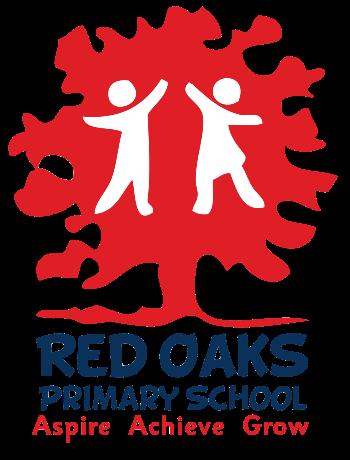 Red Oaks Primary School logo